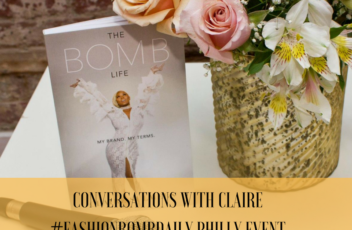 CONVERSATIONS WITH CLAIRE FASHIONBOMBDAILY PHILLY EVENT